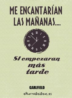 frases optimistas las mañana, cita, con mensaj, frase optimista, palabra, humor, más tard, spanish quotes, chist