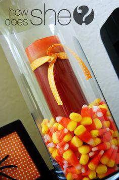 Decorate w/ Candy Corn!