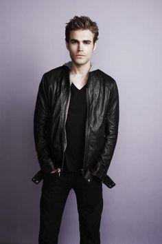 Paul Wesley   The Vampire Diaries
