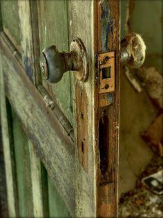 OP: the door is ajar.