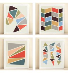 The Geometric Collection