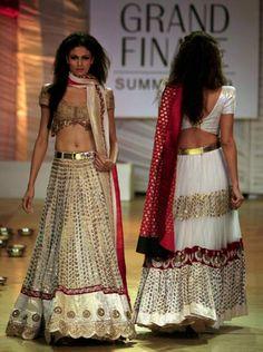 Indian wedding lehenga by anamika khanna
