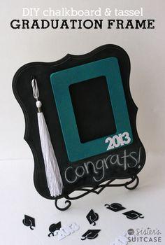 DIY Graduation Frame