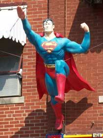 Metropolis, Illinois: Super Museum