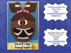 Science for Kids: What If You Had Animal Teeth?