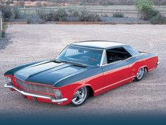 custom buick, vehicl, wheel, 1964 buick, custom modifi, buick riviera, auto, classic ride, carssonni