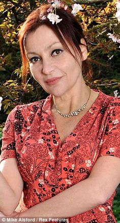 Self-conscious: Pearl Lowe experienced hair loss and was constantly tired