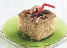 Root Beer Float Cake YUM~