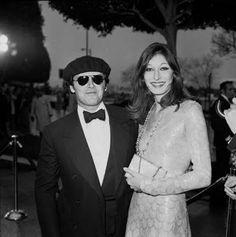 Jack Nicholson & Angelica Houston (Oscars 1976)