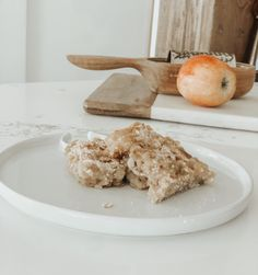 Oatmeal Applesauce Bars