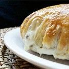 POUPART'S Baked Brie w/ Praline in Puff Pastry Size: 13 oz.   Our Price:   $22.50      Buy 2 for $20.80 each     Buy 4 for $19.23 each