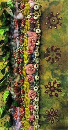 british textil, textil artist, sewing crafts, textile artists, column, artist chris