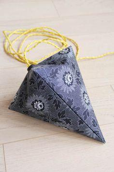 lampada origami