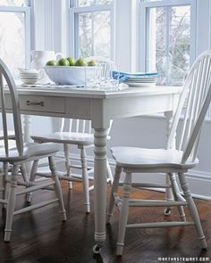 """See the """"Table Wheels"""" in our Spring-Cleaning the Kitchen gallery"""