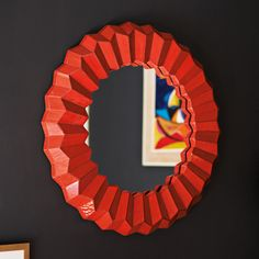 Poppy Mosaic Mirror | Serena & Lily