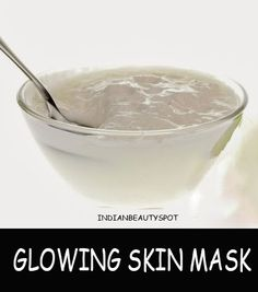 glowing skin facial