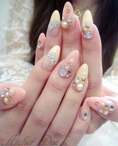 if i could have long nails...