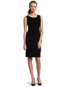 Calvin Klein Women's Ponte Dress