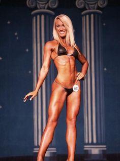 Cassandra Marshall – 2012 NPC Europa Show of Champions Bikini Tall Class Winner