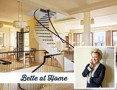 Bette Midler at Home in New York | hookedonhouses.net