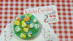 Like my Kitschy Cupcakes page on Facebook! :)