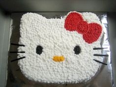 Cake- I want to do hello kitty theme but mike hates it lol no hello kitty cake or bedroom for Edan :( boo