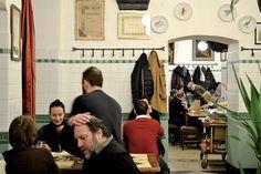 Genova, ristorante Sa Pesta