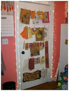 Doorway to Design - Make an Instant Idea Board - In the Studio with Cate - Blogs - Cloth Paper Scissors