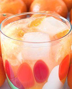 Clementine Cocktail.