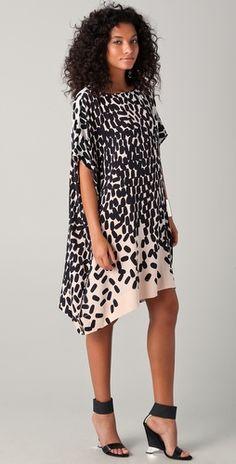 Stunning DVF Hanky dress