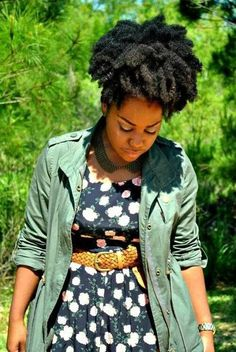 For more #NaturalHair Inspiration, Check out Strawberricurls.com Interviews! Get regimen and products info and tips! Visit http://www.strawberricurls.com/interviews/