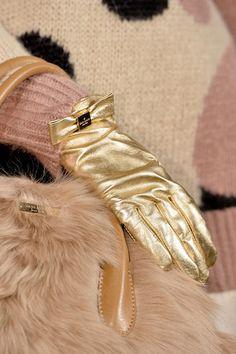Kate Spade Fall 2014 seduct glove