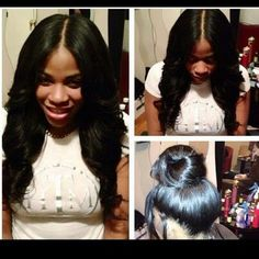 Full-head weave as protective style full weave, full sewin, fullhead weav, weave protective style, hair style, hair weaves, weav style, full head weave, hair weave styles