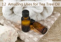 Uses for Tea Tree oil - Cleaning, acne, ear aches, sunburns