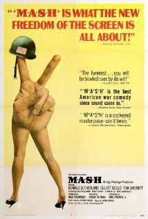 MASH (1970) - 28th Globes Ceremony-MUSICAL/COMEDY (LA. Feb. 5, 1971). Director: Robert Altman. Stars: Donald Sutherland, Elliott Gould, Tom Skerritt. #goldenglobes #comedy