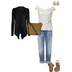 casual, created by gabriella-paffendorf on Polyvore