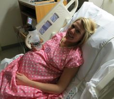 Growing trend: Unique hospital gowns for birth   #BabyCenterBlog