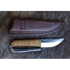 You always need a good knife for hunting
