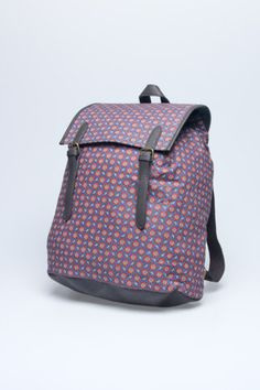 Chintz Backpack / by The British Belt Company