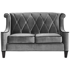 I pinned this Armen Living Barrister Loveseat from the Alice in Wonderland event at Joss and Main!