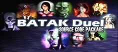 BATAK Duel Source Code Package (Cocos2D)