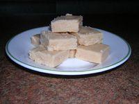 Coconut Rum Fudge