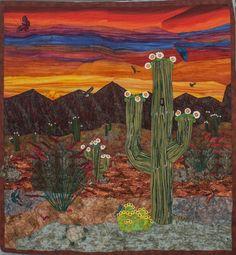 The Desert Quilt