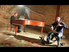 Michael Meets Mozart - 1 Piano, 2 Guys, 100 Cello Tracks - ThePianoGuys. This is absolutely incredible. How are people like Beyonce and Justin Bieber more famous than these guys? This amount of talent should not exist in just two individuals.