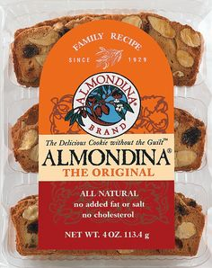 Let Me Talk about Anything/Everything: Almondina Cookie Review & Giveaway  1- Winner will  receive a Sampler Package with their top selling flavors