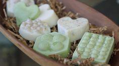 DIY Homemade Green Tea Body Butter Bars