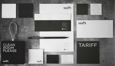 the water house branding package| Foreign Policy Design Group
