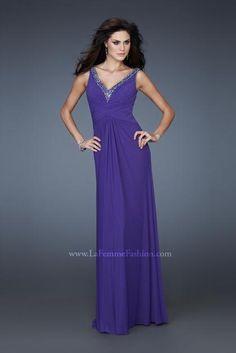 La Femme Dress 18276 at Peaches Boutique