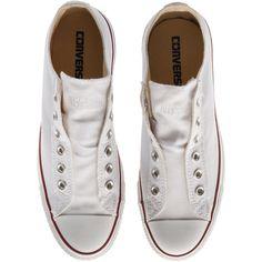 CONVERSE Chucks Loose White Slip on sneaker