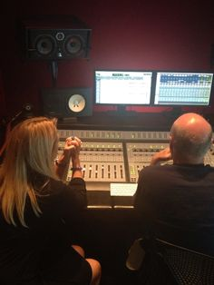 Post production on All the way home album with amazing Ron Keck Subcat Studios